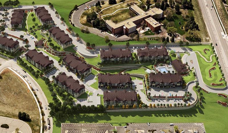 Alta Pinehurst Apartments Project Image