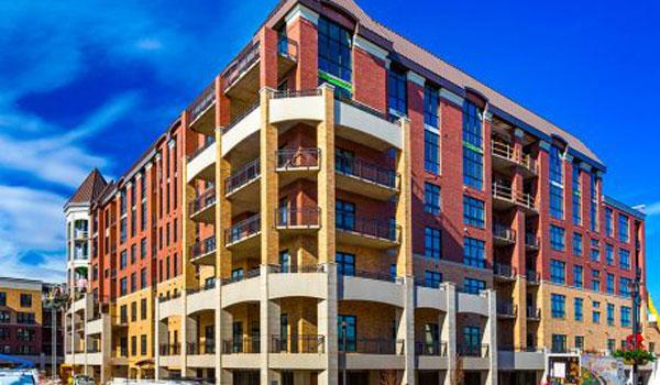 Kent Place Apartments Project Image